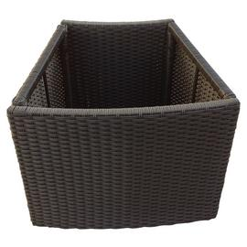 Canadian Spa Company Rattan Deep Planter