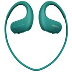 more details on Sony NW-WS413 Sports 4G Waterproof Walkman - Blue.