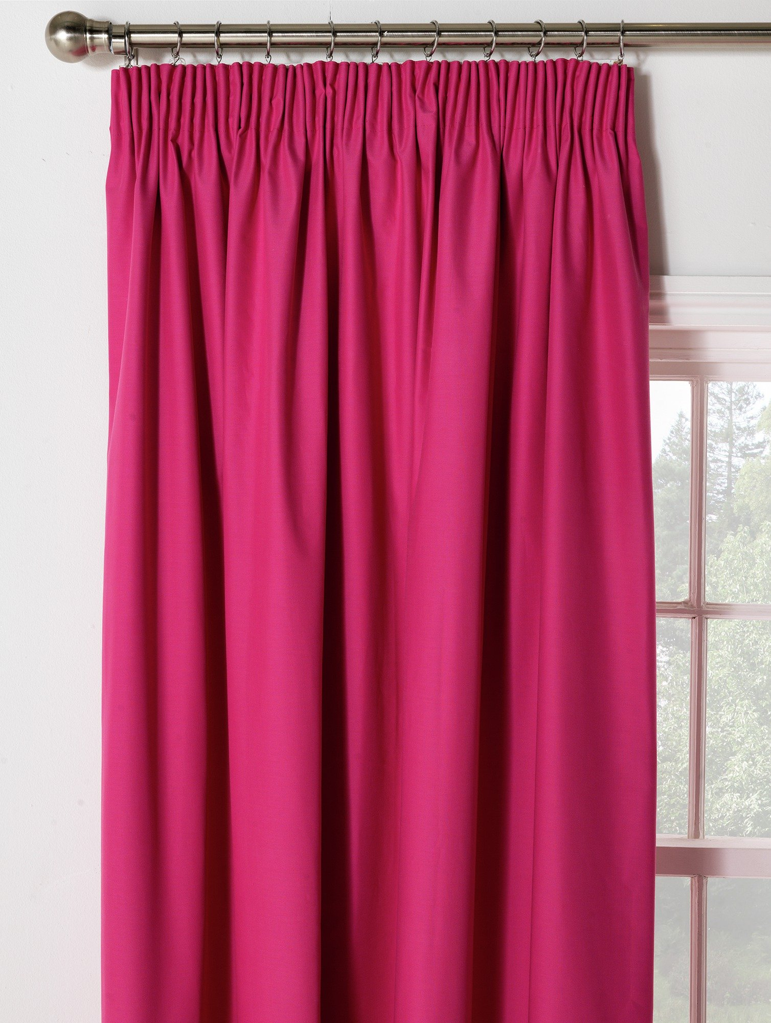 Buy Pink Curtains At Your Online Shop For Home And Garden