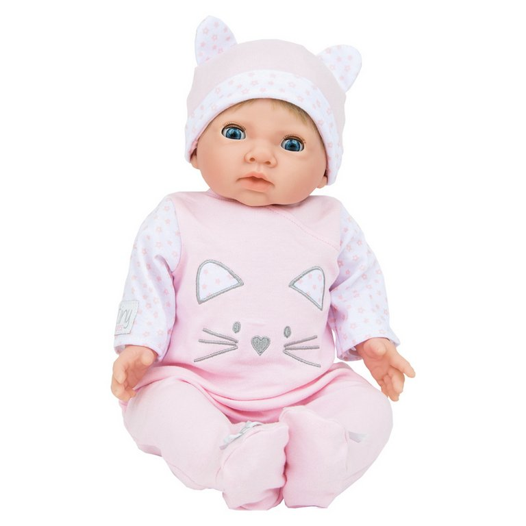 Buy Chad Valley Tiny Treasures Newborn Doll with Pink