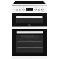 Beko KDC653W Electric Cooker - White