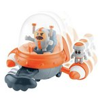 more details on Fisher-Price Go Jetters Glitch and Grimbler.