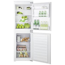 Hotpoint HMCB5050AA Integrated Fridge Freezer - White Best Price, Cheapest Prices