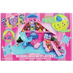 more details on Charm U Schoolhouse Playset.