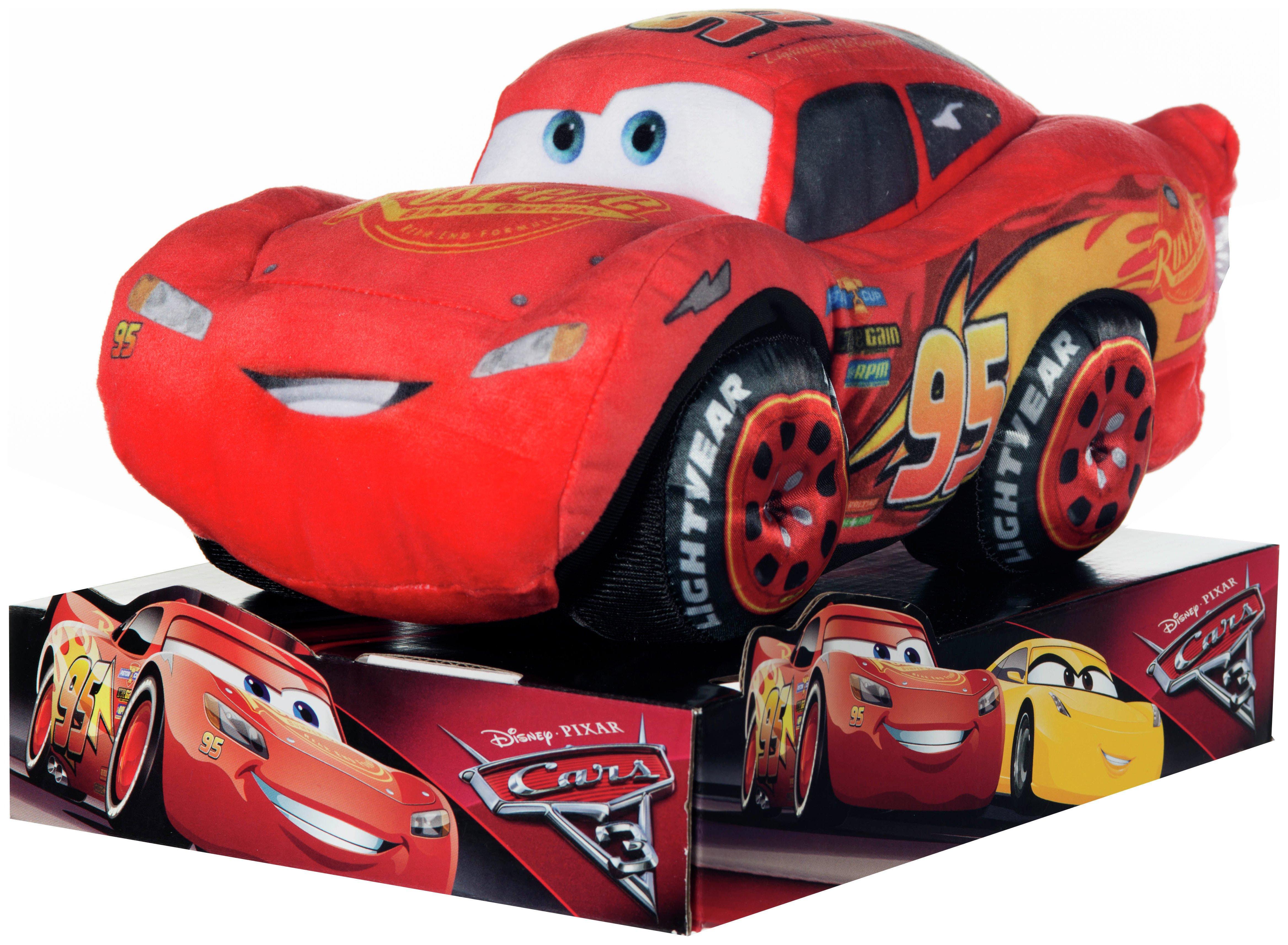 Disney Cars Lightning McQueen 10 Inch Plush  sc 1 st  Argos & Results for lightning mcqueen toys azcodes.com