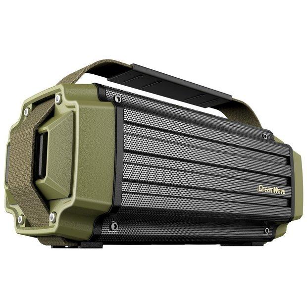 Buy Dreamwave Tremor Bluetooth Speaker At Argos.co.uk