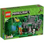 more details on LEGO Minecraft The Jungle Temple - 21132.