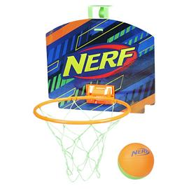 Nerf Sports Nerfoop Basketball Net and Ball Set