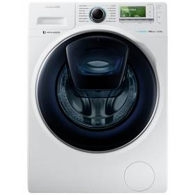 Samsung WW12K8412OW 12KG 1400 Spin Washing Machine - White