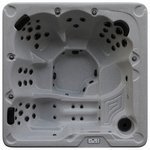 more details on Kingston 65 Jet Hot Tub - 6 Person.