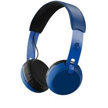 Skullcandy Grind Wireless On-Ear Headphones - Blue/Cream