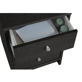 Argos Home Malibu 3 Drawer Bedside Table
