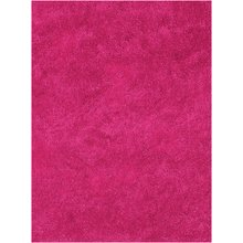 ColourMatch Snuggle Shaggy Rug - 110x170cm - Funky Fuchsia