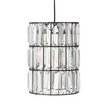 more details on Collection Bari Clear Blocks Lampshade.