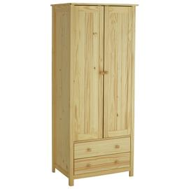 Argos Home New Scandinavia 2 Door 2 Drawer Wardrobe