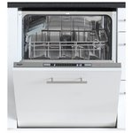 more details on Bush DWINT125SS Full Size Dishwasher - Stainless Steel.