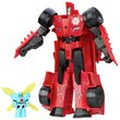 more details on Transformers Robots in Disguise Power Hero Sideswipe.