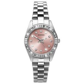 Sekonda Ladies Silver Stainless Steel Bracelet Watch