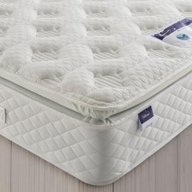 Silentnight Geltex Comfort Sprung Pillowtop Mattress