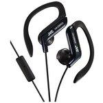 more details on JVC HA-EBR25 Sport Headphones with Mic and Remote - Black.