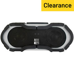 Mini Boom Jacket Wireless Portable Speaker - White