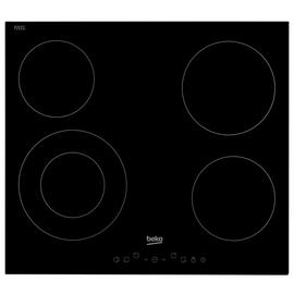 Beko HIC64402T Electric Ceramic Hob - Black