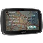 more details on Tomtom Trucker 6000 6 Inch Truck Sat Nav Traffic and EU Maps