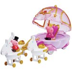 more details on Peppa Pig Peppa Princess Carriage with Glitter.