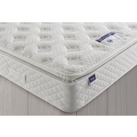 Silentnight Geltex Comfort Pillowtop Kingsize Mattress