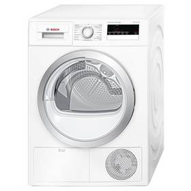 Bosch WTH85200GB Heat Pump Tumble Dryer - White