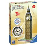 more details on 3D Big Ben Clock Edition Puzzle.