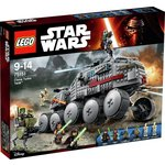 more details on LEGO Star Wars Clone Turbo Tank - 75151.