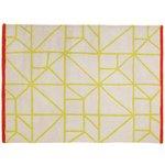 more details on Habitat Kato Wool Rug 140 x 200cm - Multicoloured.