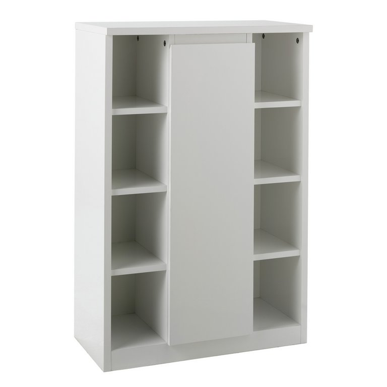 argos white bathroom cabinet buy hygena gloss console storage cabinet white at argos 10738