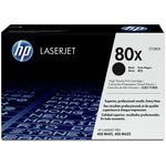 more details on HP 80X High Yield Black Original LaserJet Toner (CF280X)