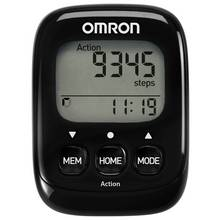 Omron Walking Style IV Pedometer BLK