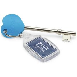 Blue Badge Co Plain Radar Key
