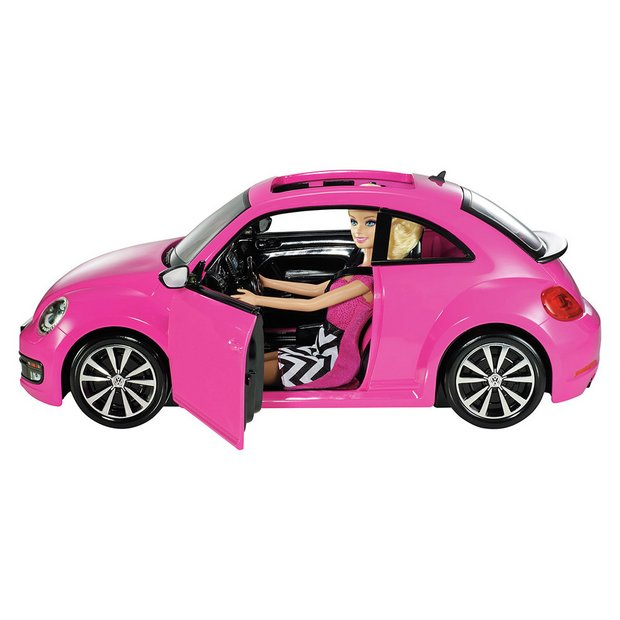 Barbie Cars With Back Seats