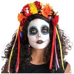more details on Women's Day of the Dead Fashion Accessory.