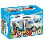 more details on Playmobil 6671 Summer Camper Playset.