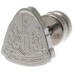 more details on Stainless Steel Newcastle Utd Crest Stud Earring.