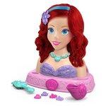 more details on Disney Princess Ariel Bath Styling Dolls Head.