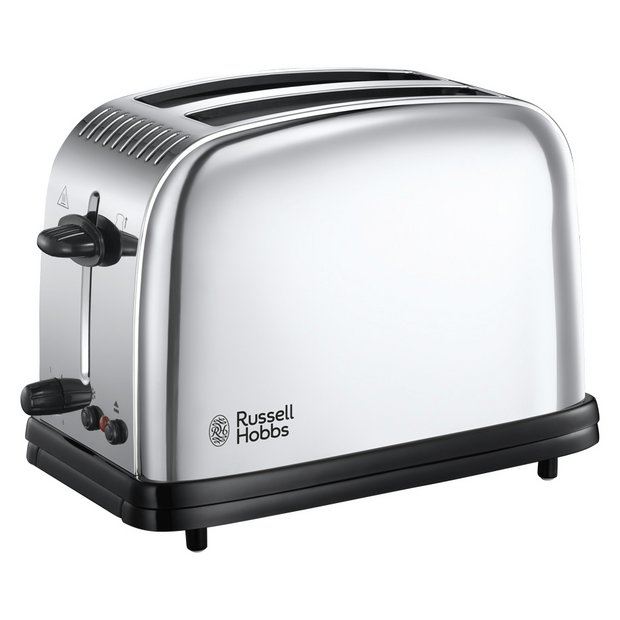 buy russell hobbs 23310 classic 2 slice toaster st steel at your online shop for. Black Bedroom Furniture Sets. Home Design Ideas
