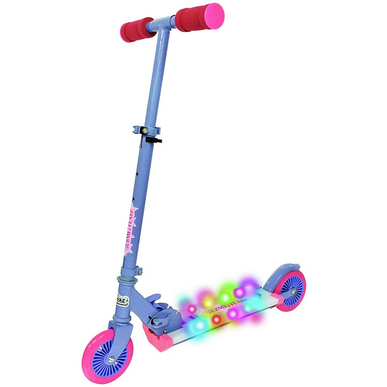 Buy Ozbozz Cosmic Scooter Light Pink Scooters Argos