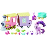 more details on My Little Pony Friendship Express Train Playset.