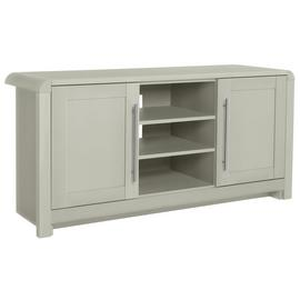 Argos Home Elford 2 Door Low Sideboard - Grey