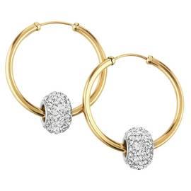 1f8c0029543f8 Hoop earrings Womens earrings | Argos