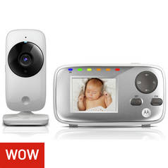 Motorola MBP482 Baby Video Monitor