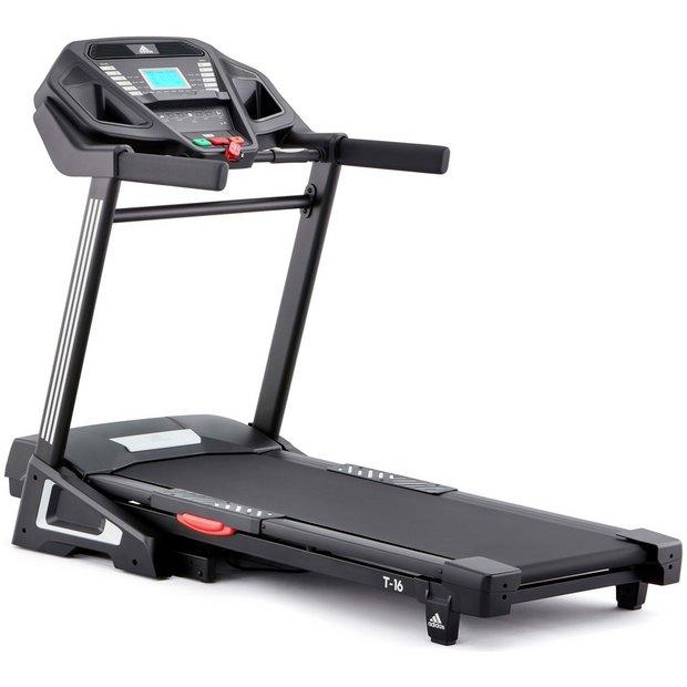 Life Fitness Treadmill Belt Size: Buy Adidas T-16 Treadmill At Argos.co.uk
