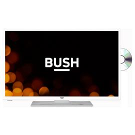 Bush 32 Inch HD Ready LED TV/DVD Combi - White